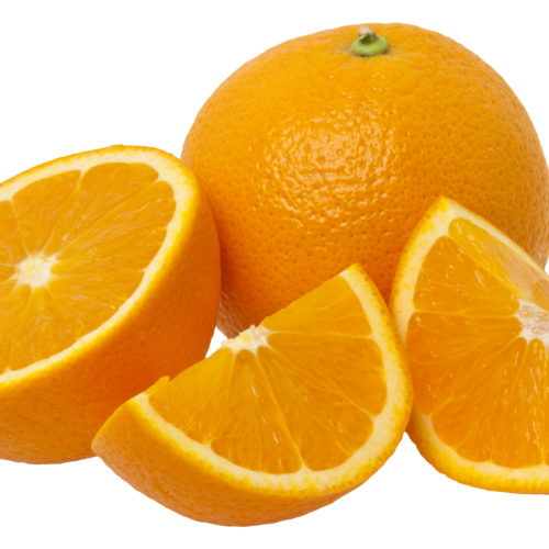 washington navel orange